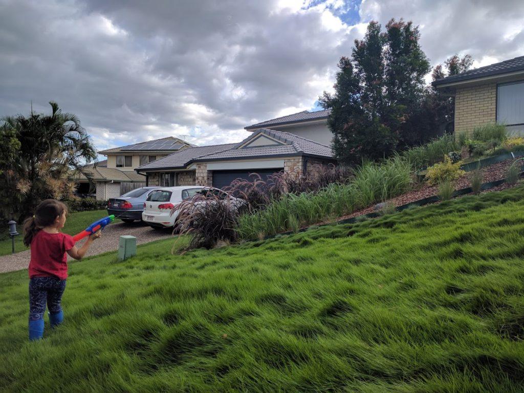 Australian Lawn